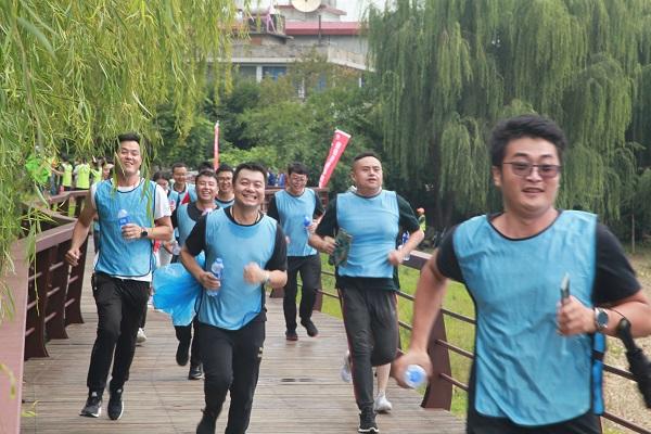 抚仙湖徒步活动赛衡组织